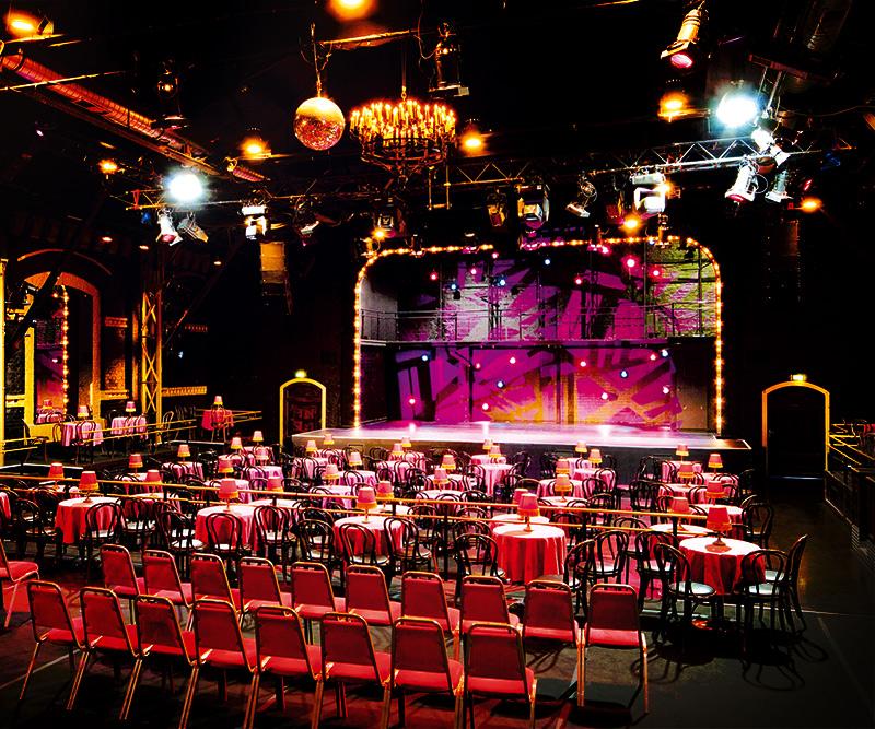 Musical Dome Köln Corona