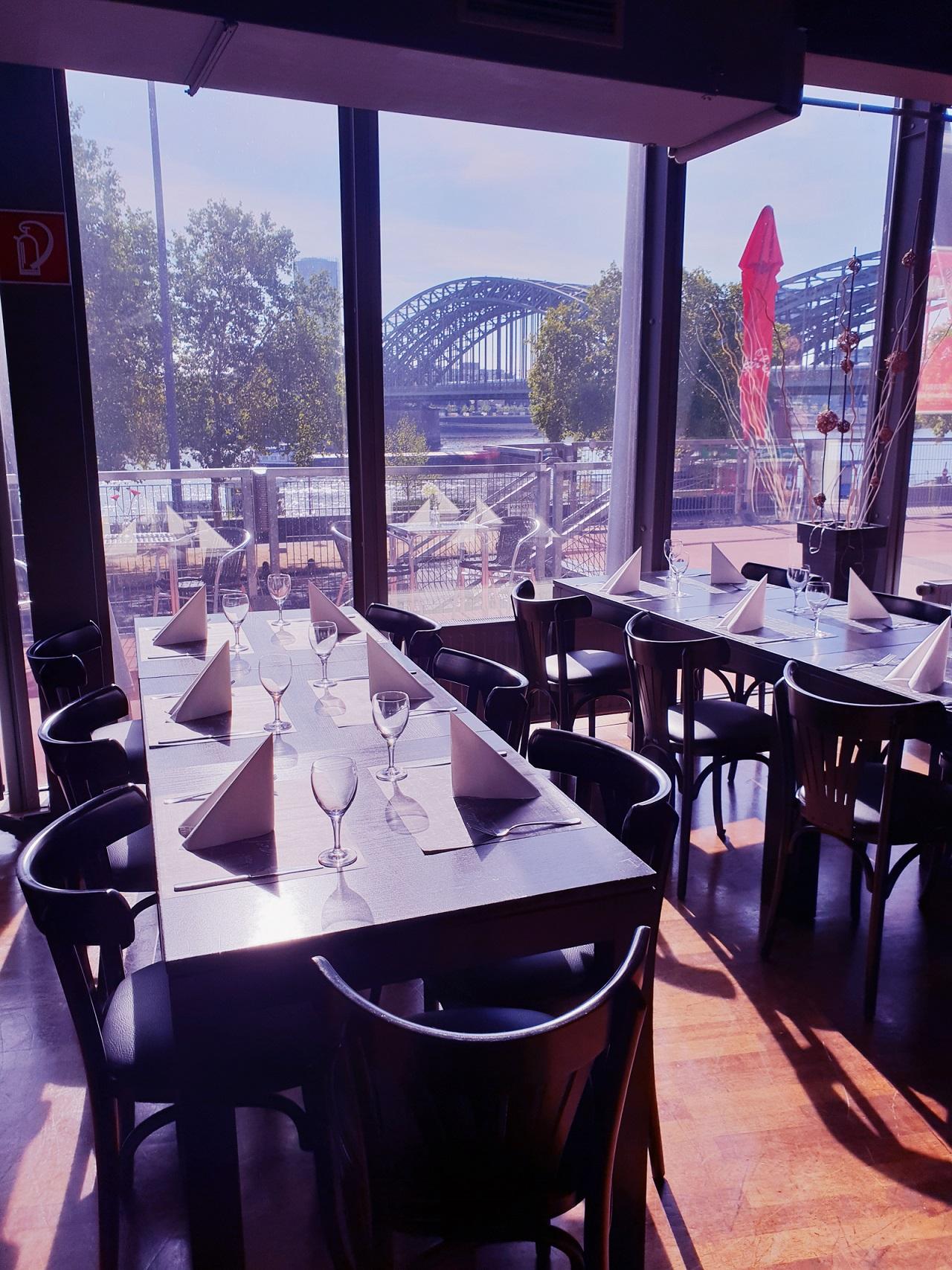 Restaurants Nähe Musical Dome Köln